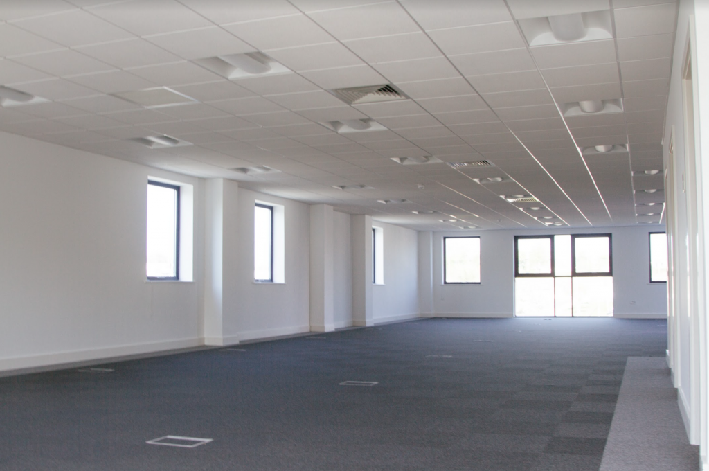 Creighan Contracts empty office