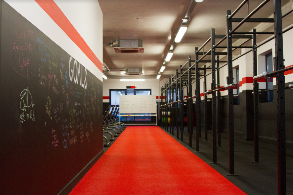 Creighan Contracts gym 6