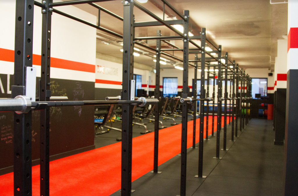 Creighan Contracts new gym project