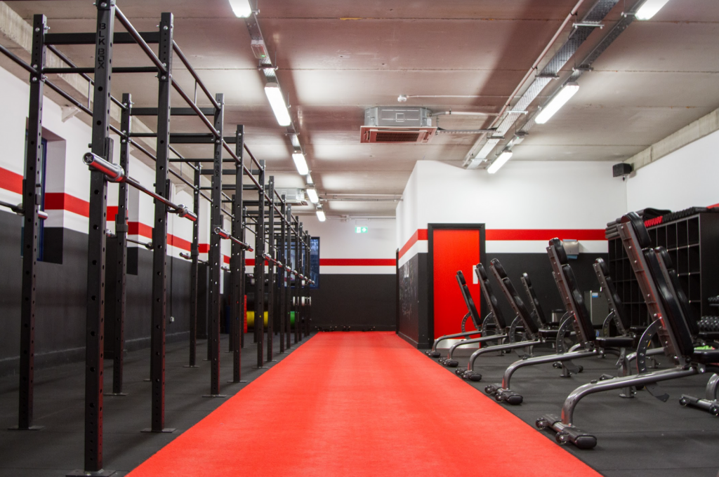 Creighan Contracts gym 4