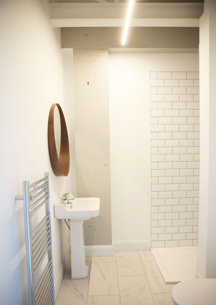 Creighan Contracts bathroom fitout