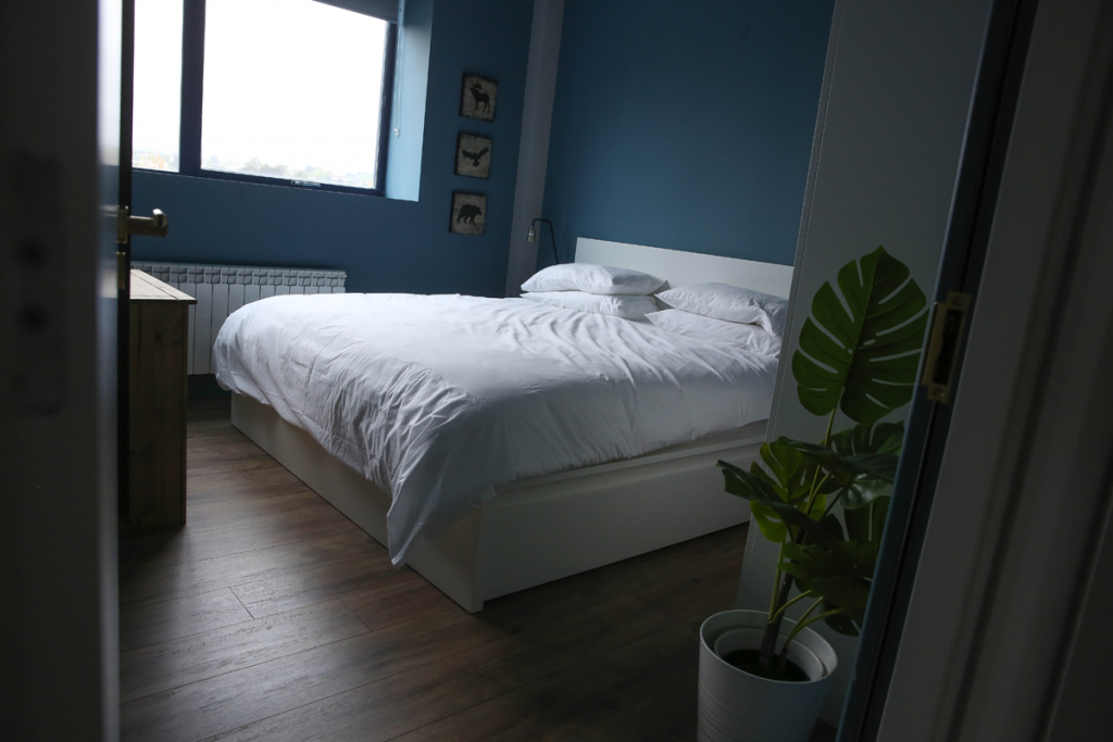 Creighan Contracts bedroom fitout