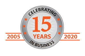 Creighan Contracts 15 years logo