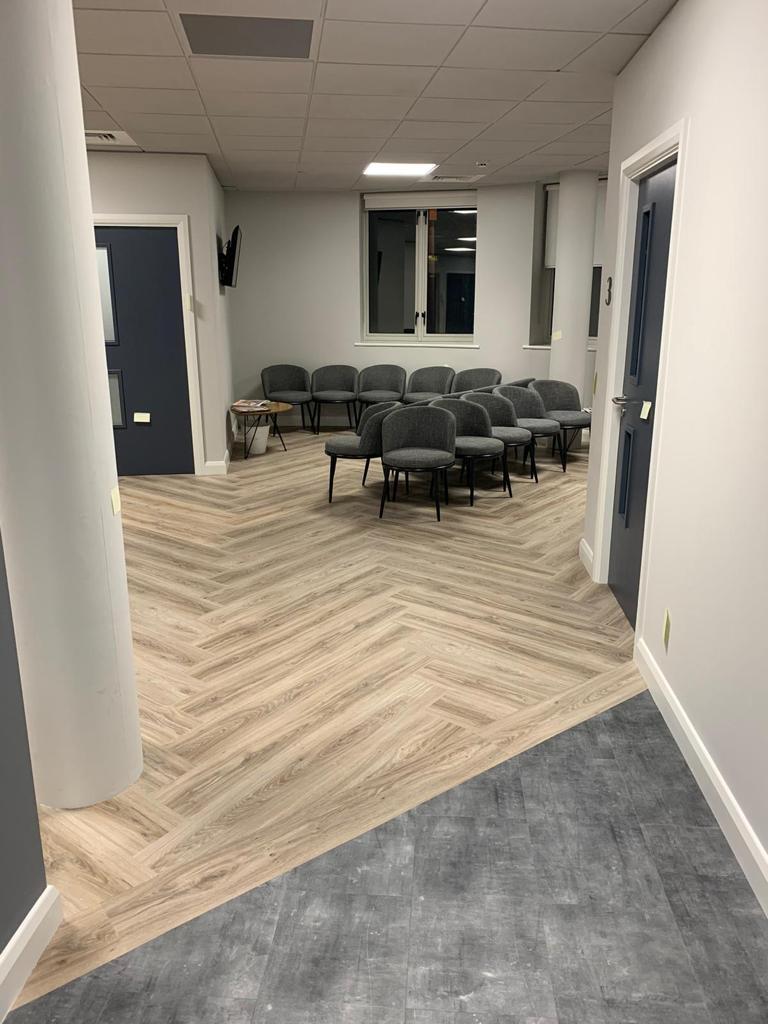 GENERATION HEALTH seating area