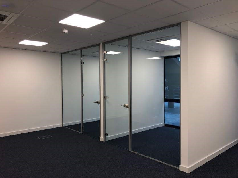 Creighan Contracts - St John of God glass