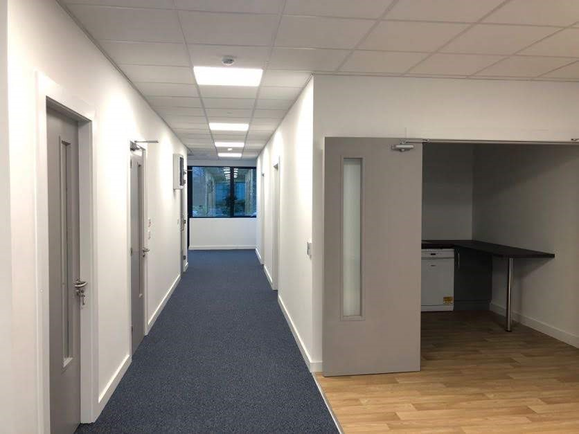 Creighan Contracts - St John of God kitchen