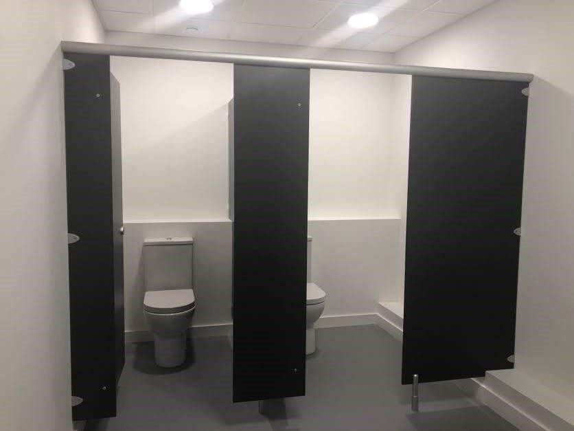 Creighan Contracts - St John of God bathroom