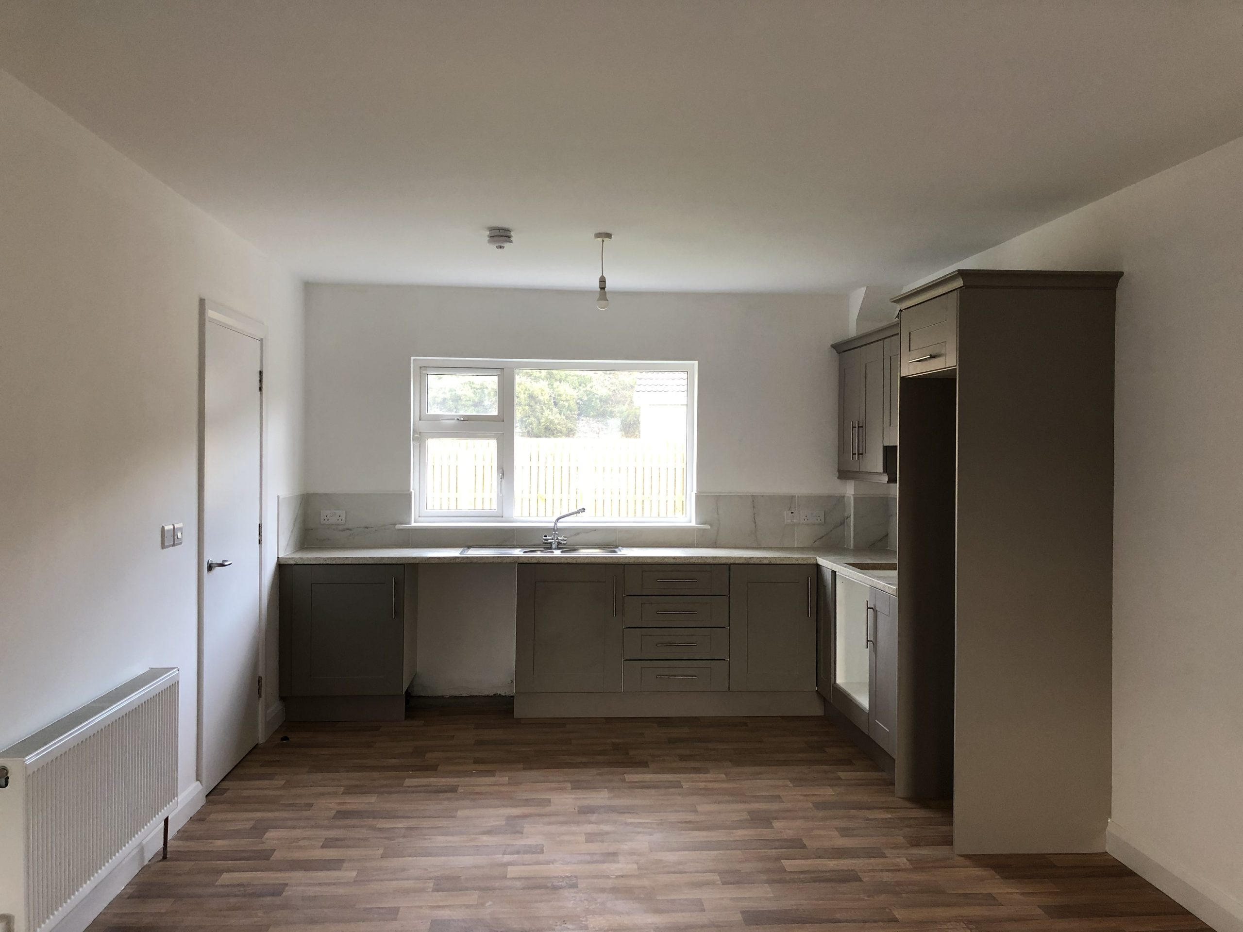 Creighan Contracts kitchen fitout