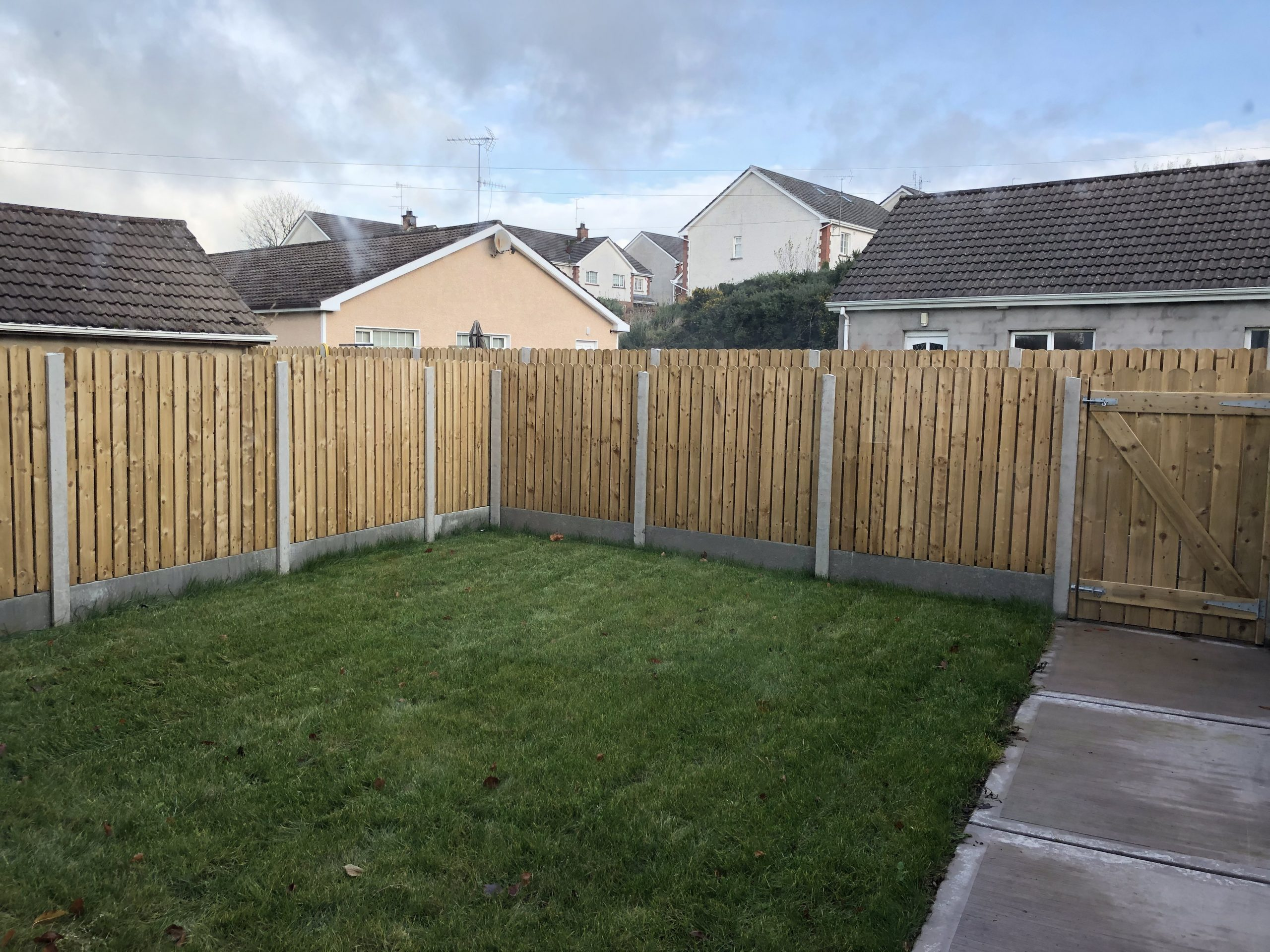 Creighan Contracts fencing