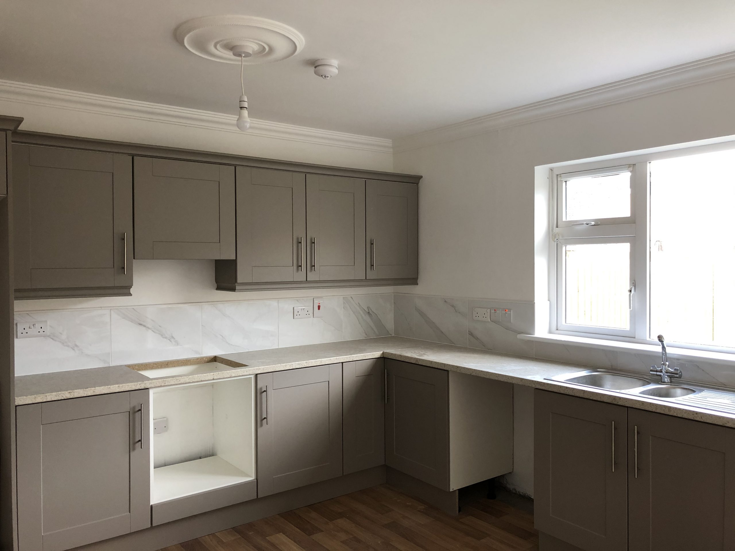 Creighan Contracts home kitchen